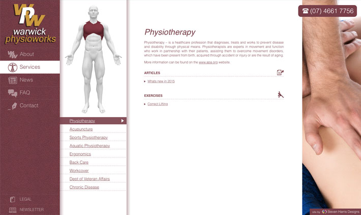 Warwick Physioworks